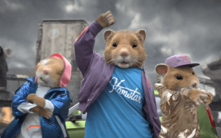 Kia's 'dancing hamster' accused of disability benefit fraud