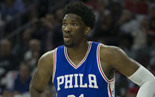 76ers big man Embiid to undergo knee surgery