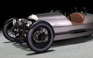 Morgan to make three-wheeler next year