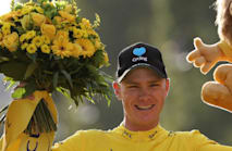 Wiggins hails Froome as the 'best rider of the modern generation'