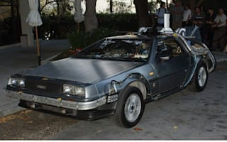 Charged DeLorean a Christmas treat - yours for £70,000