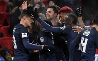 Draxler wins PSG praise after dream debut