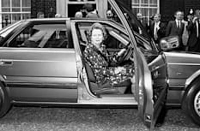 Margaret Thatcher's secret Rover test drives revealed