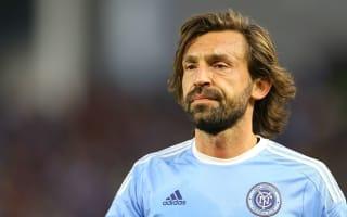 Pirlo not bitter towards Conte over Euro 2016 snub