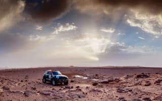 The Dakar Rally in mind-boggling numbers