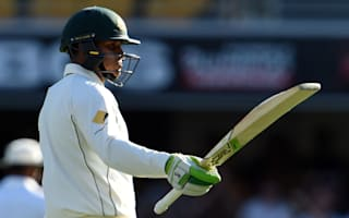 Khawaja explains why Australia batted again
