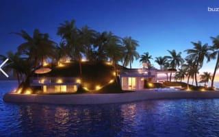 Bizarre new hotels around the world