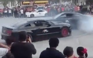 Curse of the Ford Mustang strikes in Mexico