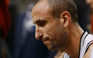 Ginobili 'didn't care about playing' after groin injury