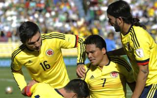 Bolivia 2 Colombia 3: Cardona's late show downs valiant hosts