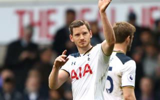 Tottenham title tilt not over - Vertonghen