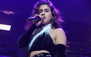 'Aleppo deserves this coverage', says Fifth Harmony's Lauren Jauregui after airport marijuana incident