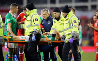 Coleman has no fear over return from broken leg