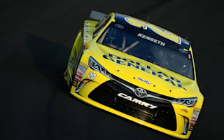 Kenseth secures second win of season