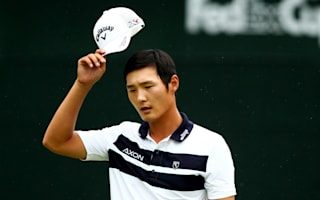 Lee on top at Waste Management Phoenix Open