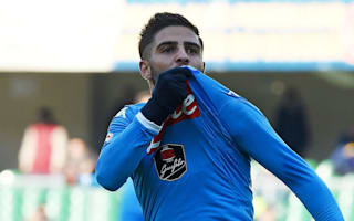 Insigne targets Italy recall