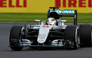 Hamilton piles pressure on Rosberg with Silverstone hat-trick