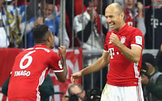 Robben speaks out on injury fears