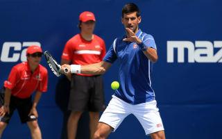 Djokovic back in business in Toronto