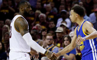 Curry, LeBron among All-NBA First Team