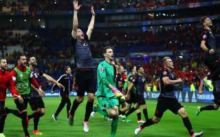 De Biasi in limbo as Albania face nervous wait