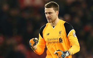 Mignolet keeps place over Karius for Merseyside derby