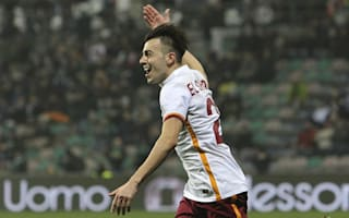 Sassuolo 0 Roma 2: El Shaarawy secures second win for Spalletti