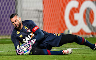 Weverton replaces injured Prass in Brazil's Olympic squad