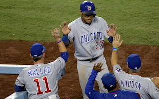 Cubs rout Dodgers for 3-2 lead