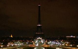 Eiffel Tower goes dark in wake of London terror attack