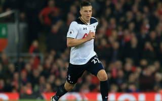 Tottenham reject Premier League, Bundesliga offers for Wimmer
