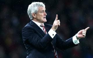 Equaliser hurt us, concedes Hughes