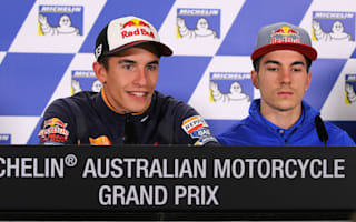 Marquez tips Vinales to challenge at Phillip Island