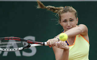 Shapatava takes her chance in Tashkent