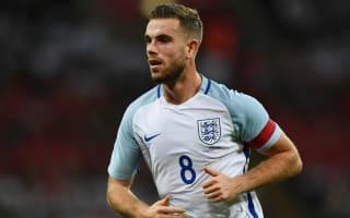 Henderson hopes Southgate has done enough