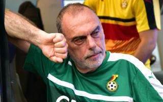 Grant set for Ghana departure after AFCON heartbreak