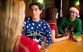 Pubs are banning drinkers from wearing Christmas jumpers