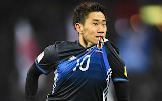 Kagawa a doubt for Japan World Cup qualifier due to shoulder injury