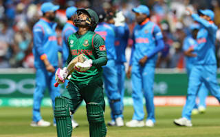 Bangladesh handed a harsh reminder of journey still to travel