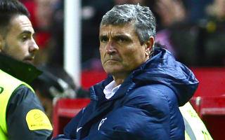 Juande Ramos leaves Malaga