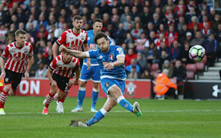 Southampton 0 Bournemouth 0: Arter's woeful spot-kick denies Howe's men