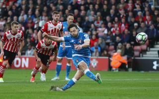 Southampton 0 Bournemouth 0: Arter's woeful spot-kick denies Howe's men