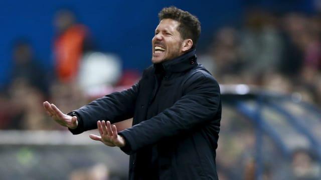 Atletico beats Malaga, regains 3rd place in Spanish league