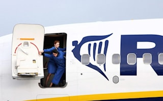 Ryanair staff made to buy £360 uniform and only paid for time 'in the air'