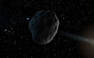 Massive asteroid to 'hit earth' next month?