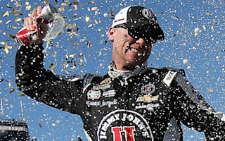 Harvick signs long-term extension with Stewart-Haas Racing