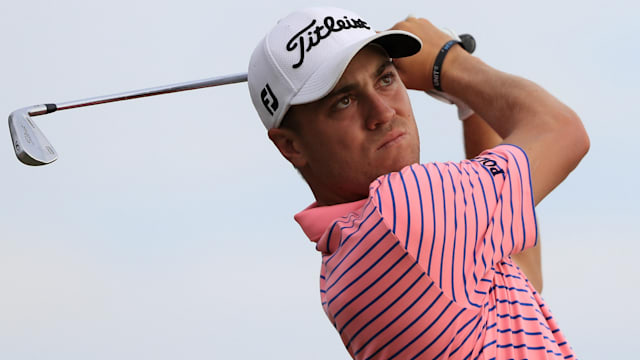 Harman in front on crowded US Open leaderboard