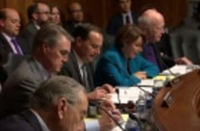 Senate antitrust subcommittee probes AT&T-Time Warner merger