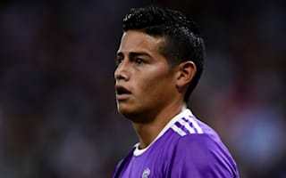 James open to Madrid exit and claims to have offers
