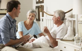 How you can get a GP in for a home visit - within 90 minutes